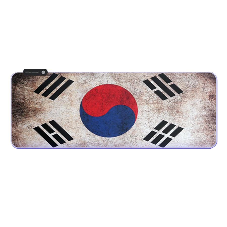 지클릭커 게이밍 RGB LED 마우스패드 G5RGB-3, 한국, 1개