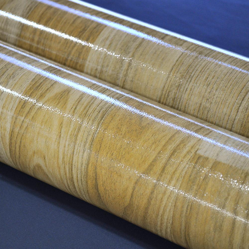 데코리아 재사용 가능 무점착 원목무늬목 바닥재, 노르딕편백 888