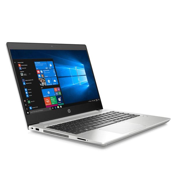 HP ProBook 440 G6 노트북 6CY49PA (i5-8265U 35.6cm NVMe 3D 16G + HDD 1TB MX130 2GB), 8GB, WIN10 Pro, 실버