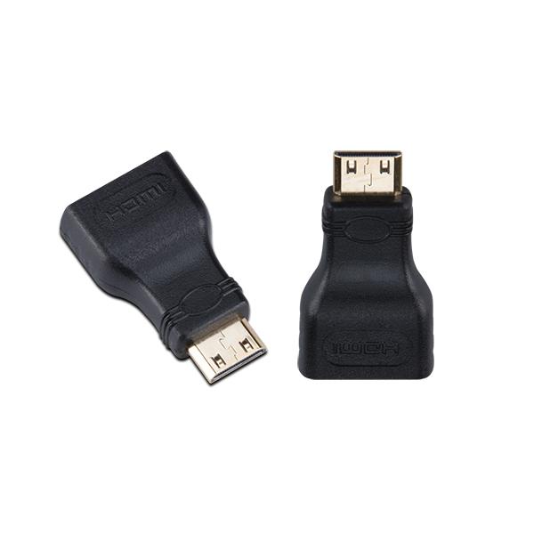 칼론 고급형 HDMI(F)-미니HDMI(M) 변환젠더 2p, HDMI(F)-MiniHDMI(M) Gender
