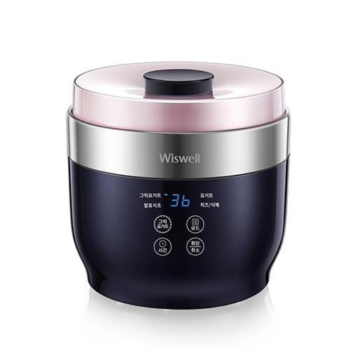 위즈웰 디지털 스마트 발효기 요거트메이커, WH5101 단품
