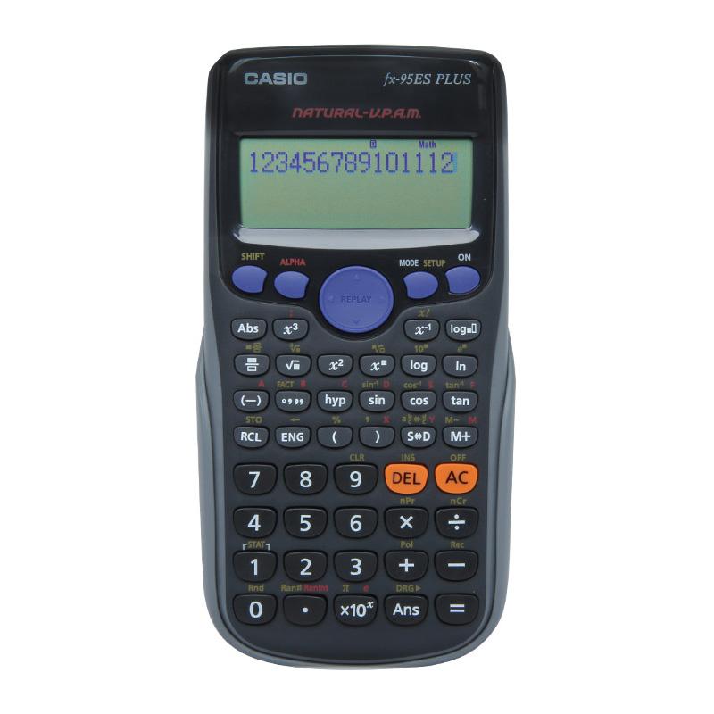 카시오 공학용 계산기 FX-95ES Plus