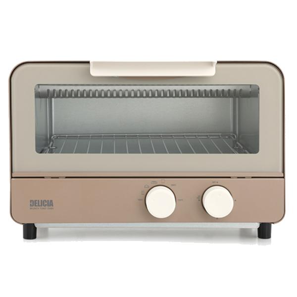 델리시아 더브런치 스팀 오븐 토스터기, SO-2100BR