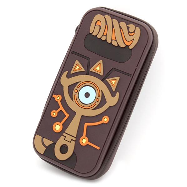 모모켓 닌텐도 스위치 휴대용 시커스톤 파우치, 단일 상품, 1개
