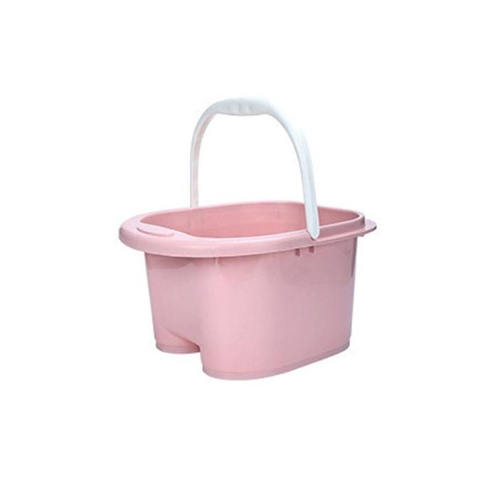 제이씨씨 꾹꾹이 족욕통 핑크, 1개