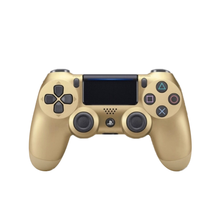 PS4 신형 소니듀얼쇼크4 무선컨트롤러, 골드, CUH-ZCT2G(골드)