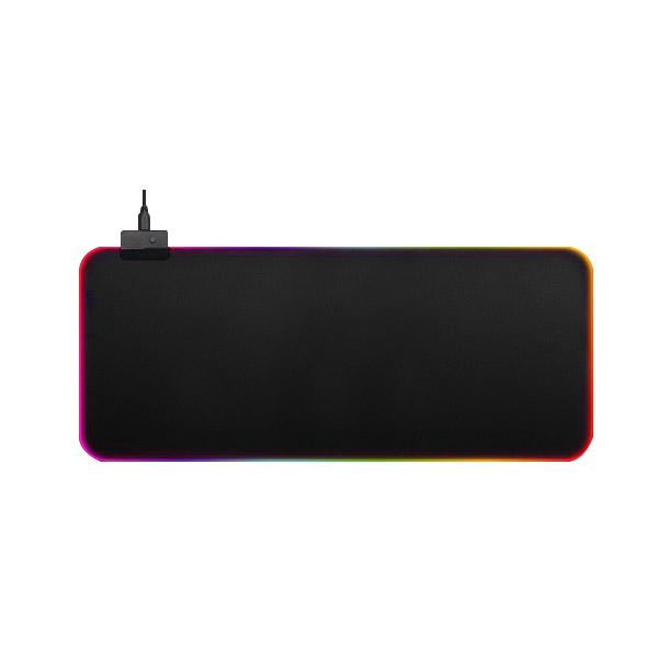 씨티라이프 USB LED 스페이스네온 마우스패드 대형, 혼합 색상, 1개