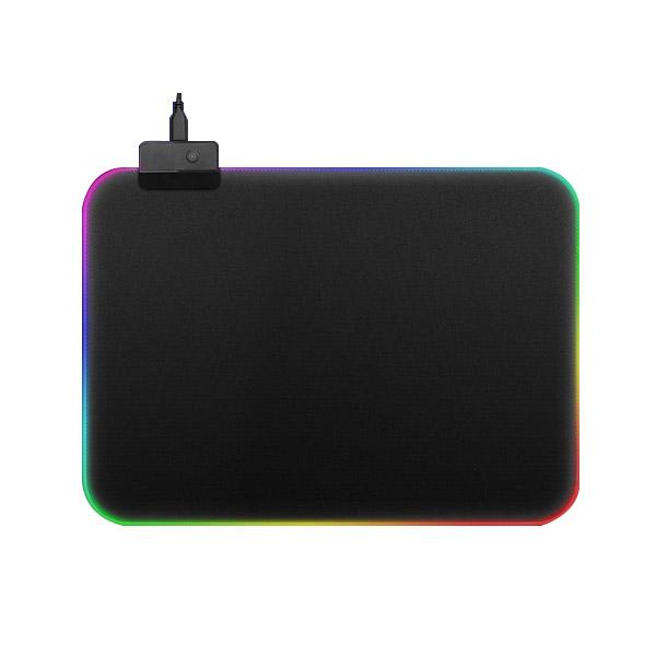 씨티라이프 USB LED 스페이스네온 마우스패드 소형, 혼합 색상, 1개