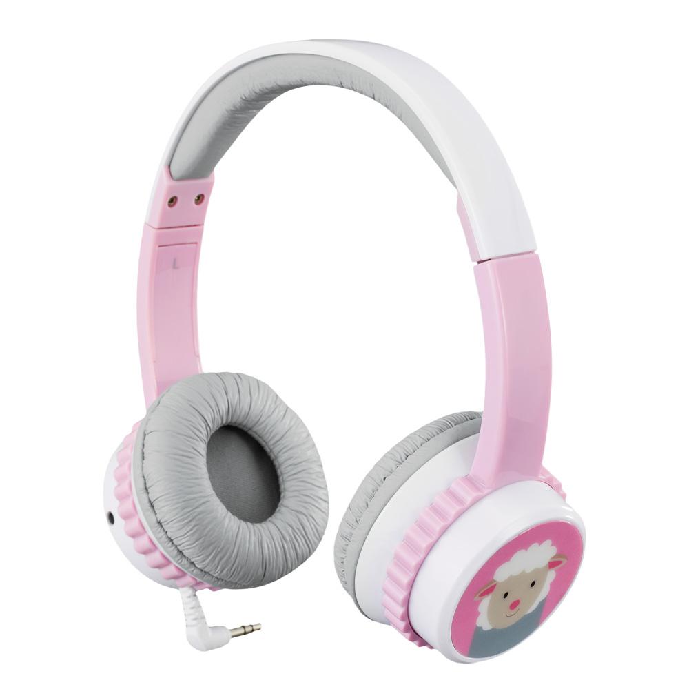 엑토 위티 키즈 헤드폰, 핑크, HDP-11