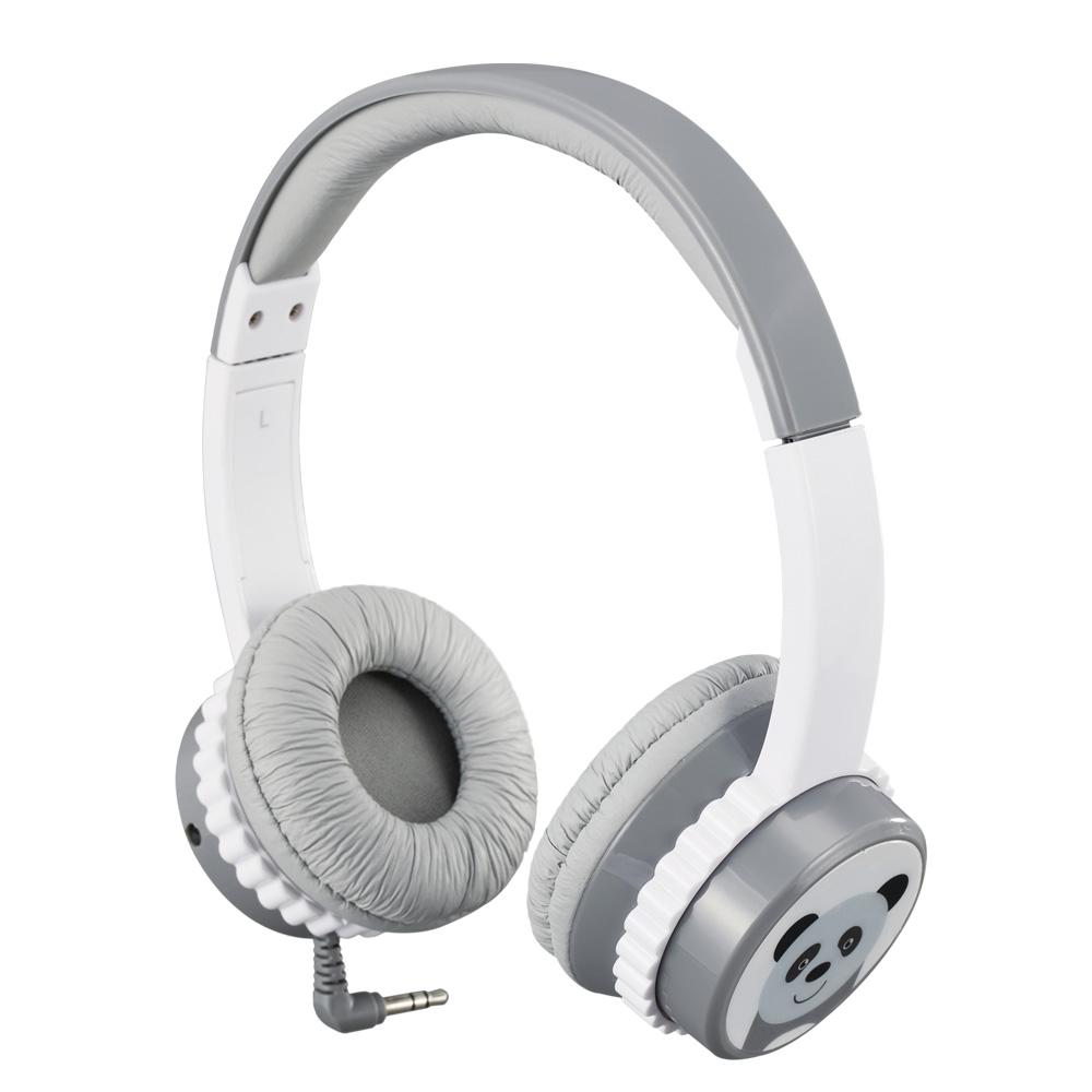 엑토 위티 키즈 헤드폰, 그레이, HDP-11