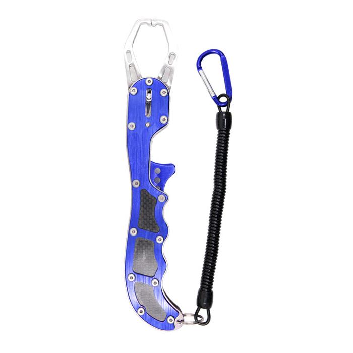 배틀피싱 방아쇠 랜딩그립2 물고기집게 HIGHGRIP-002, 블루 (POP 202121134)