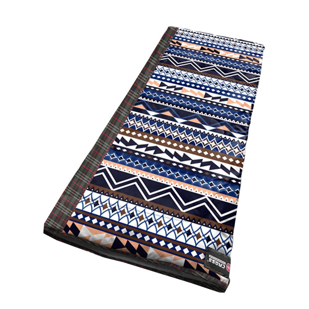 콜럼버스 글램핑S 디자인 침낭 + 전용 가방, 패턴, 1세트