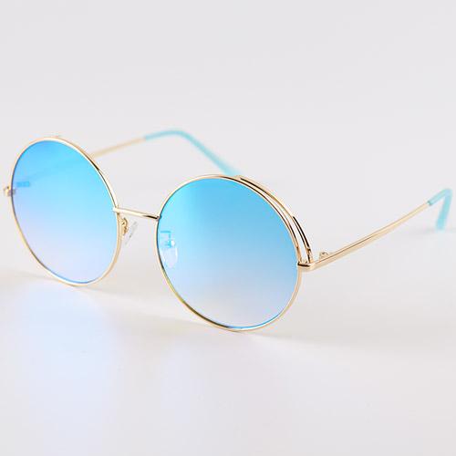 롸잇나우 동그리라인 선글라스