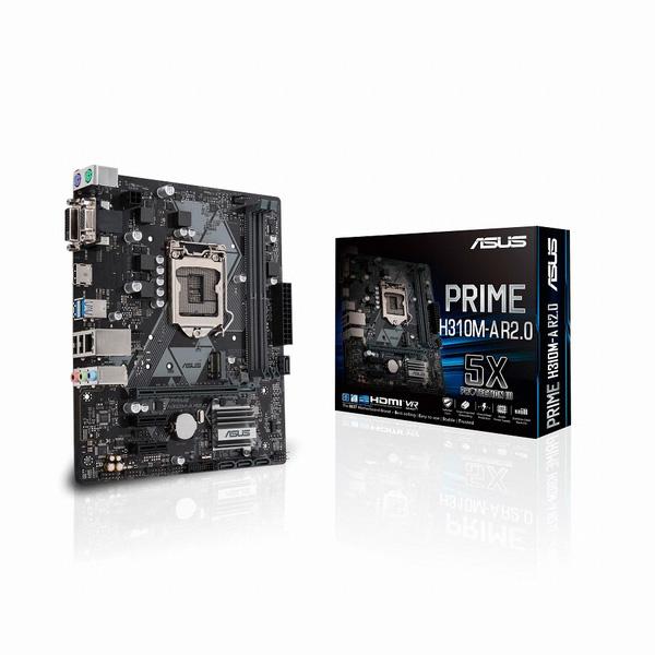 ASUS PRIME H310M-A R2.0 (인텍앤컴퍼니)