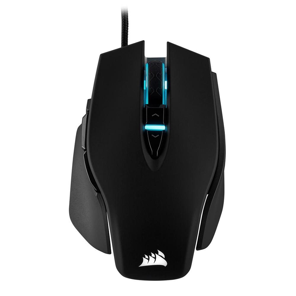 커세어 유선 마우스 M65 RGB ELITE, Black