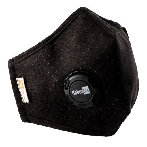 하버페이스 빨아쓰는 필터마스크 N99 Stealth Black L, 1개입, 1개