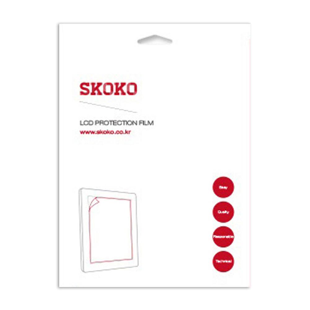 스코코 고투명 태블릿PC 액정보호필름, 단일 색상
