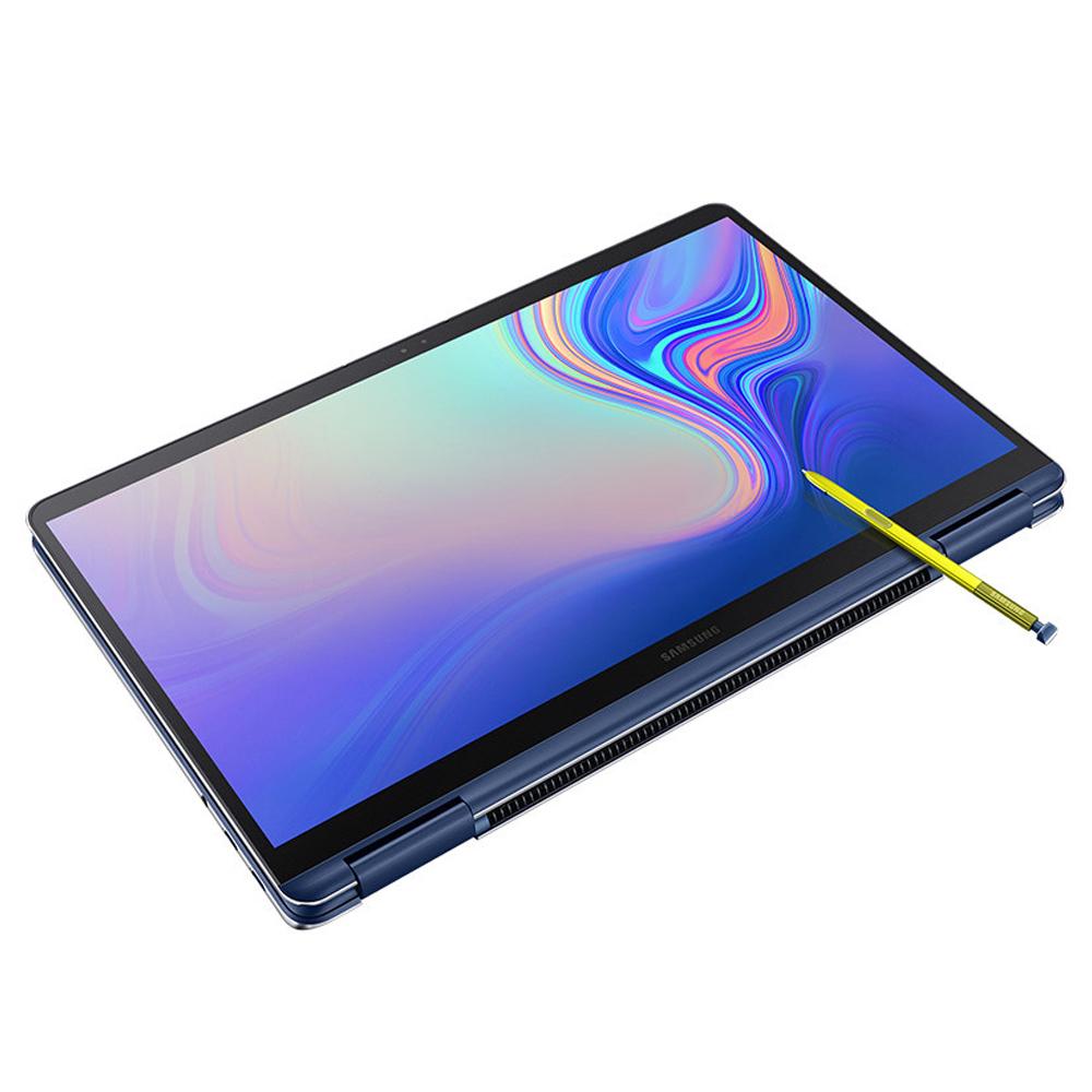 삼성전자 Pen S 노트북 NT930SBE-K28A (펜티엄 5405U 33.78cm WIN10 DDR3 8GB SSD 256GB 터치스크린), 오션 블루