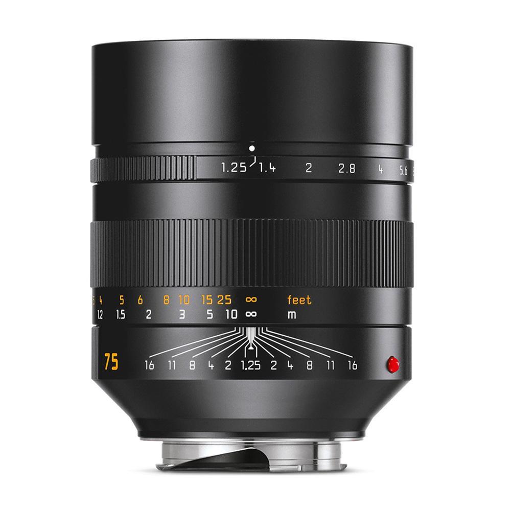 라이카 단렌즈 Noctilux-M 75mm f/1.25 ASPH, 단일 상품