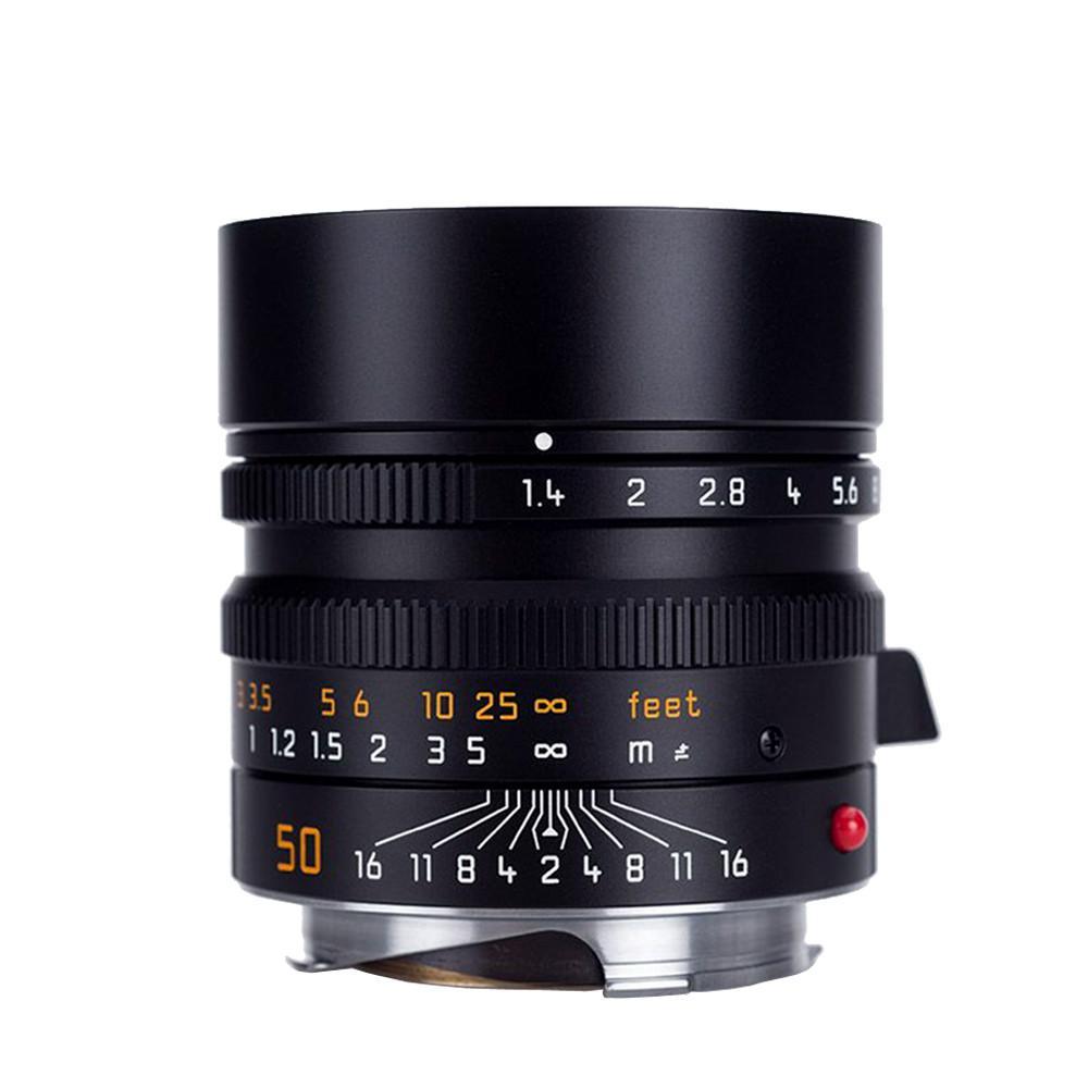 라이카 단렌즈 Summilux-M 50mm f/1.4 ASPH 6 Bit Black