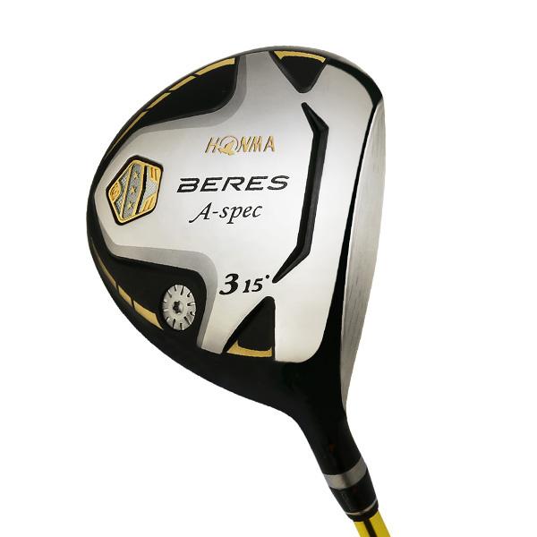 [혼마 베레스] 혼마 베레스 A SPEC 3스타 페어웨이 우드 골프클럽, 5번 R - 랭킹8위 (670000원)