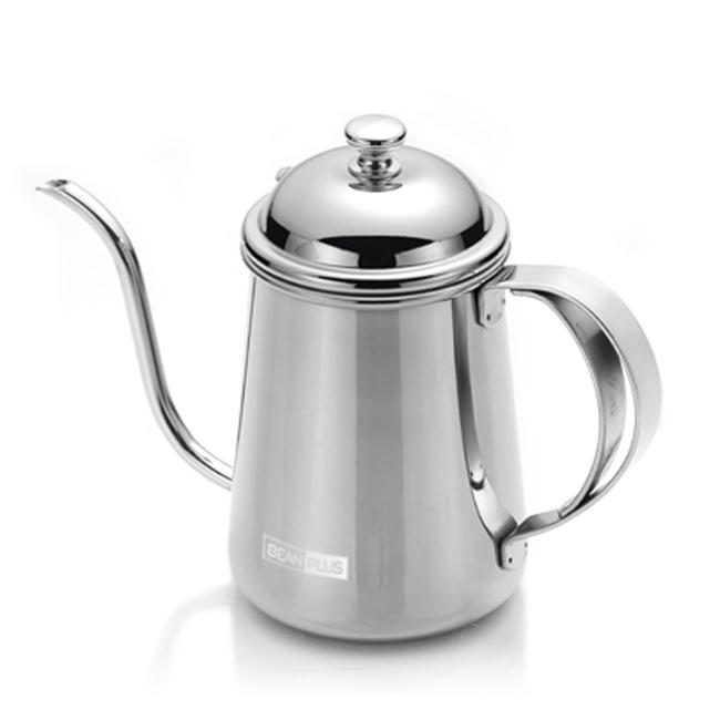 빈플러스 스텐 커피 드립포트 700ml, 1개