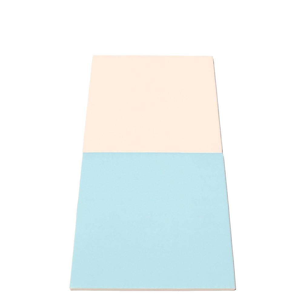 체리나무 폴더매트, 블루