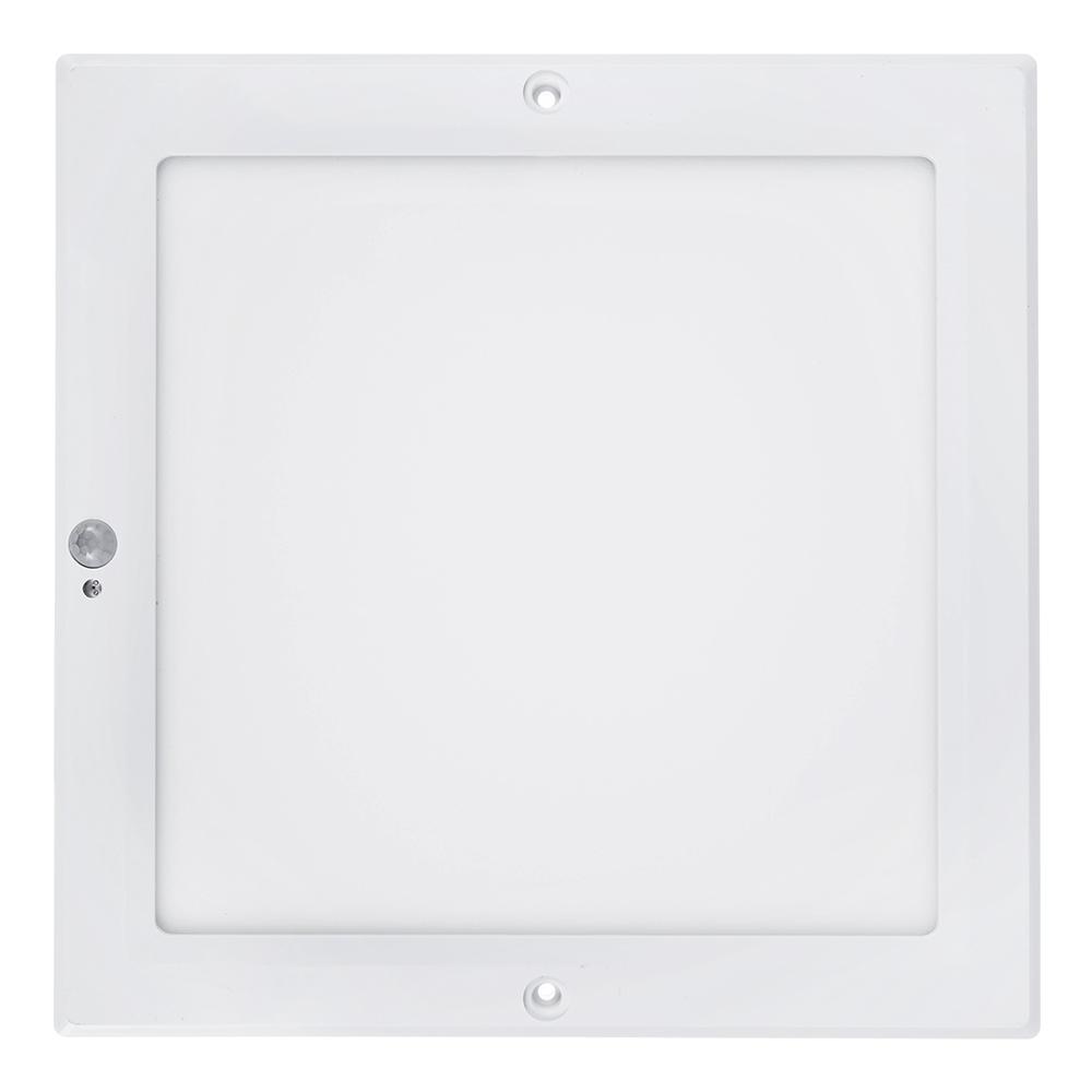 번개표 LED 엣지타입 사각 센서등 20w, 1개