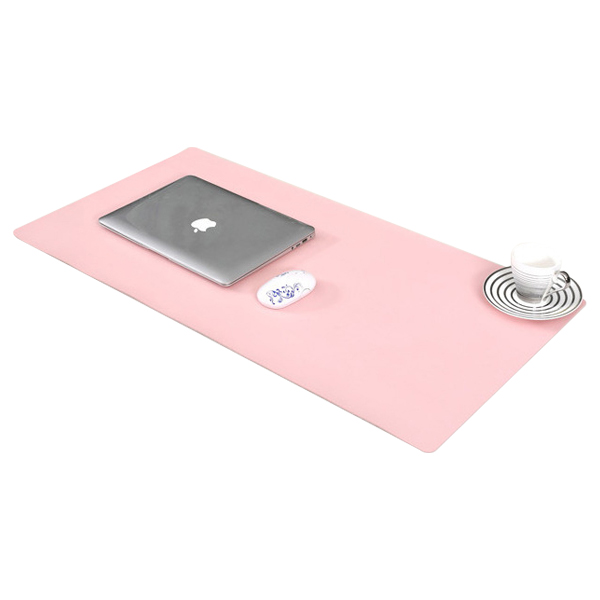 토디아 타비 와이드 책상 키보드 마우스 패드 90 x 45 cm, 핑크, 1개