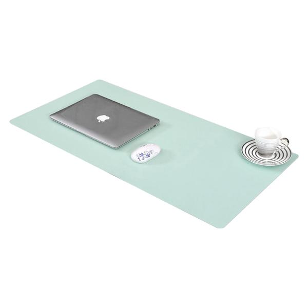 토디아 타비 와이드 책상 키보드 마우스 패드 80 x 40 cm, 민트, 1개