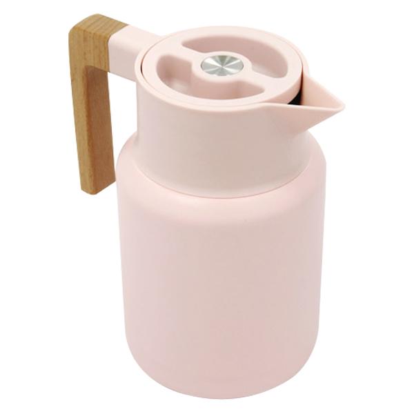 비스비바 모멘트 레트로 보온보냉 주전자, 1.5L, 핑크