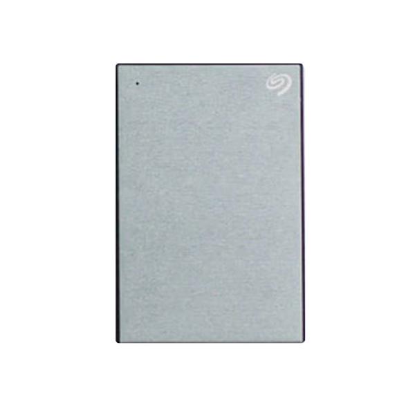 씨게이트 New Backup plus Portable + Rescue 외장하드 STHP4000401 + 어도비 2개월 멤버쉽 이용권, 4TB, Silver