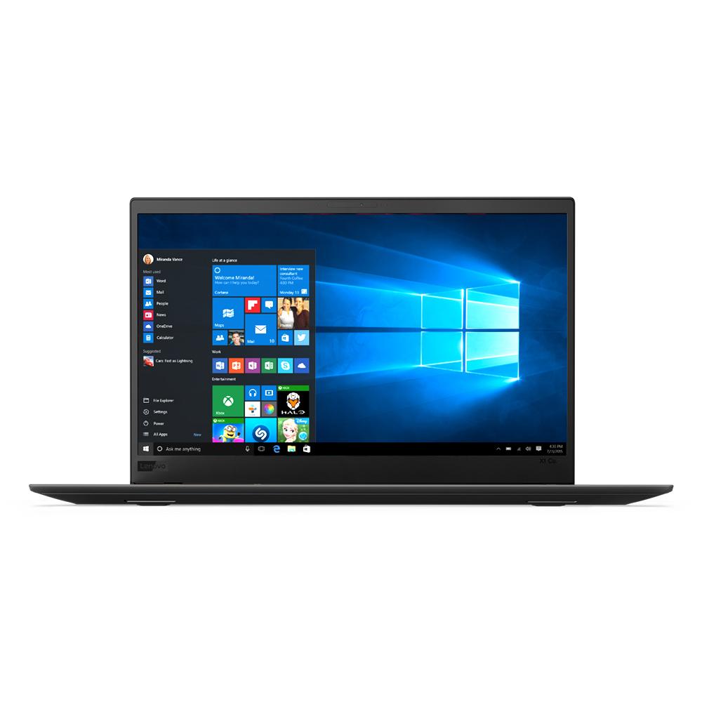 레노버 노트북 X1 카본 6세대 20KHS01T00 (i7-8550U 35.5cm LTE), 256GB, 16GB, WIN10 Pro