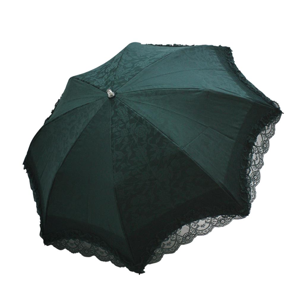 에이치엔씨 러플 레이스 자외선 차단 양산