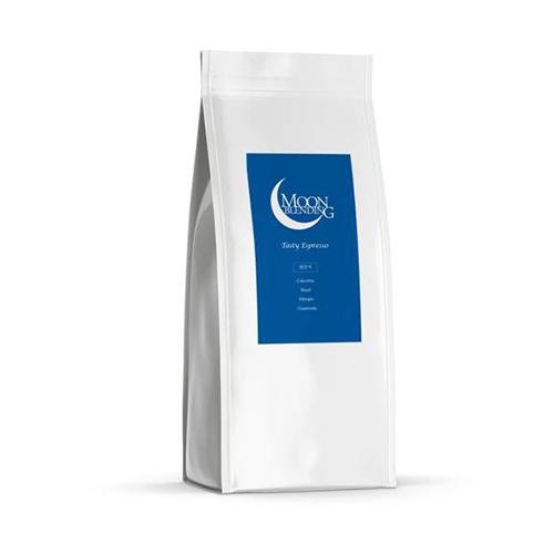 테이스티 에스프레소 문블렌딩 카페전용 원두커피, 홀빈(분쇄안함), 1kg