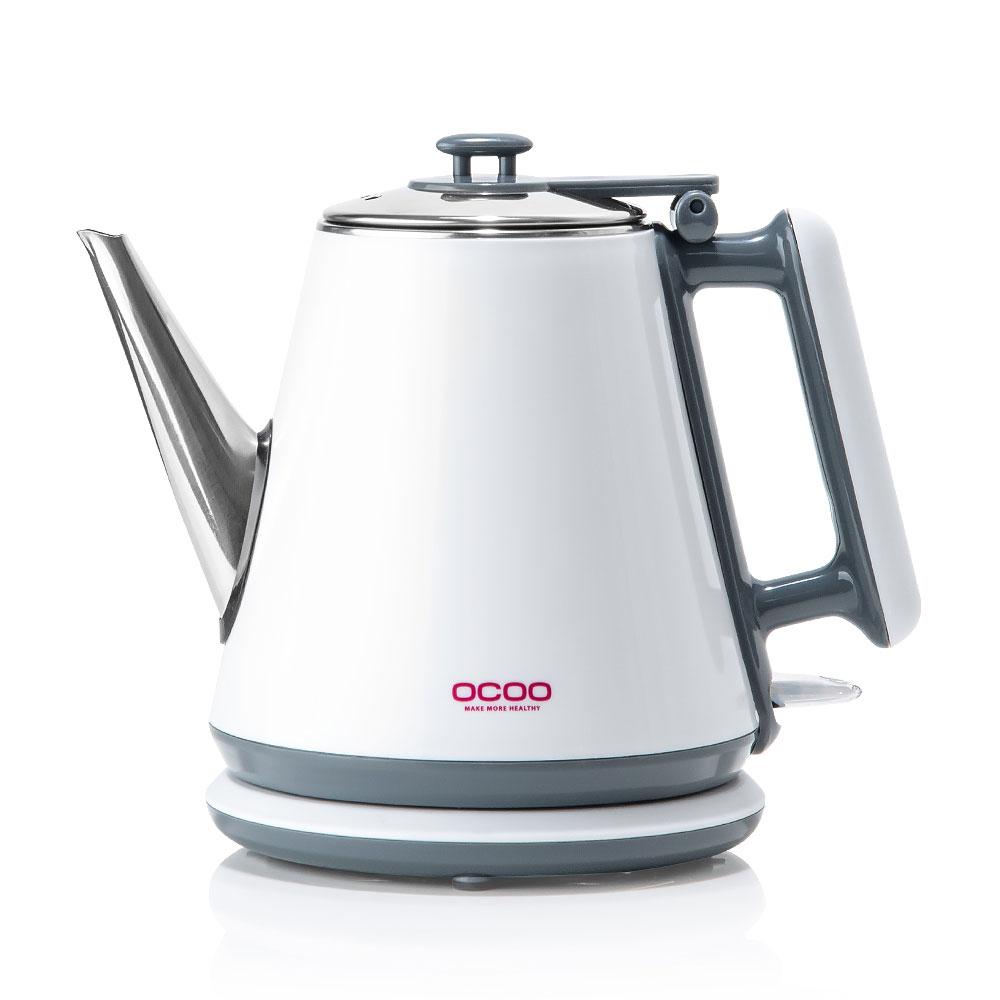 오쿠 쿨터치 무선 커피포트, OCP-TP100W(화이트)