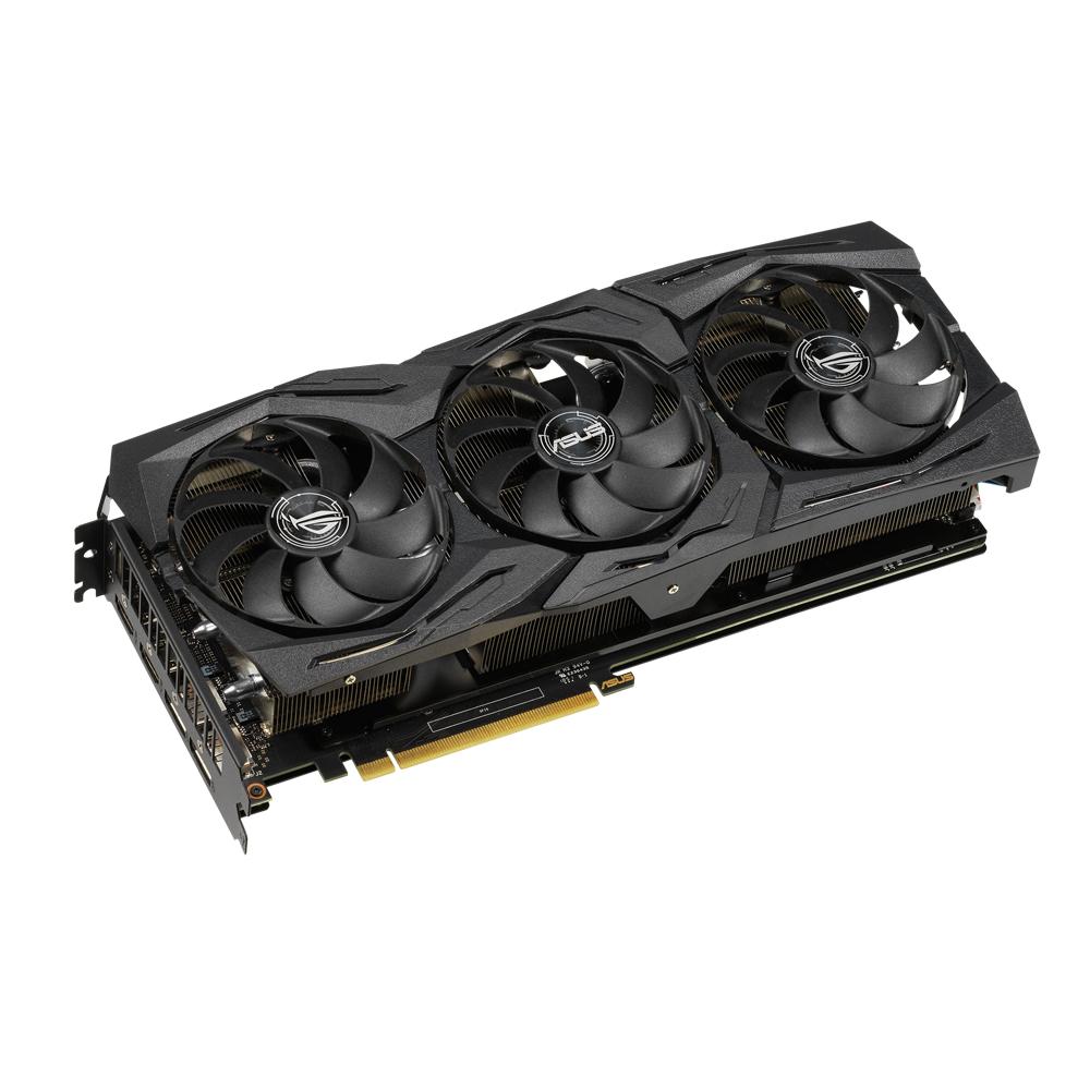 에이수스 ROG STRIX 지포스 GTX 1660 Ti O6G D6 6GB 그래픽카드 ROG-STRIX-GTX1660TI-O6G-GAMING