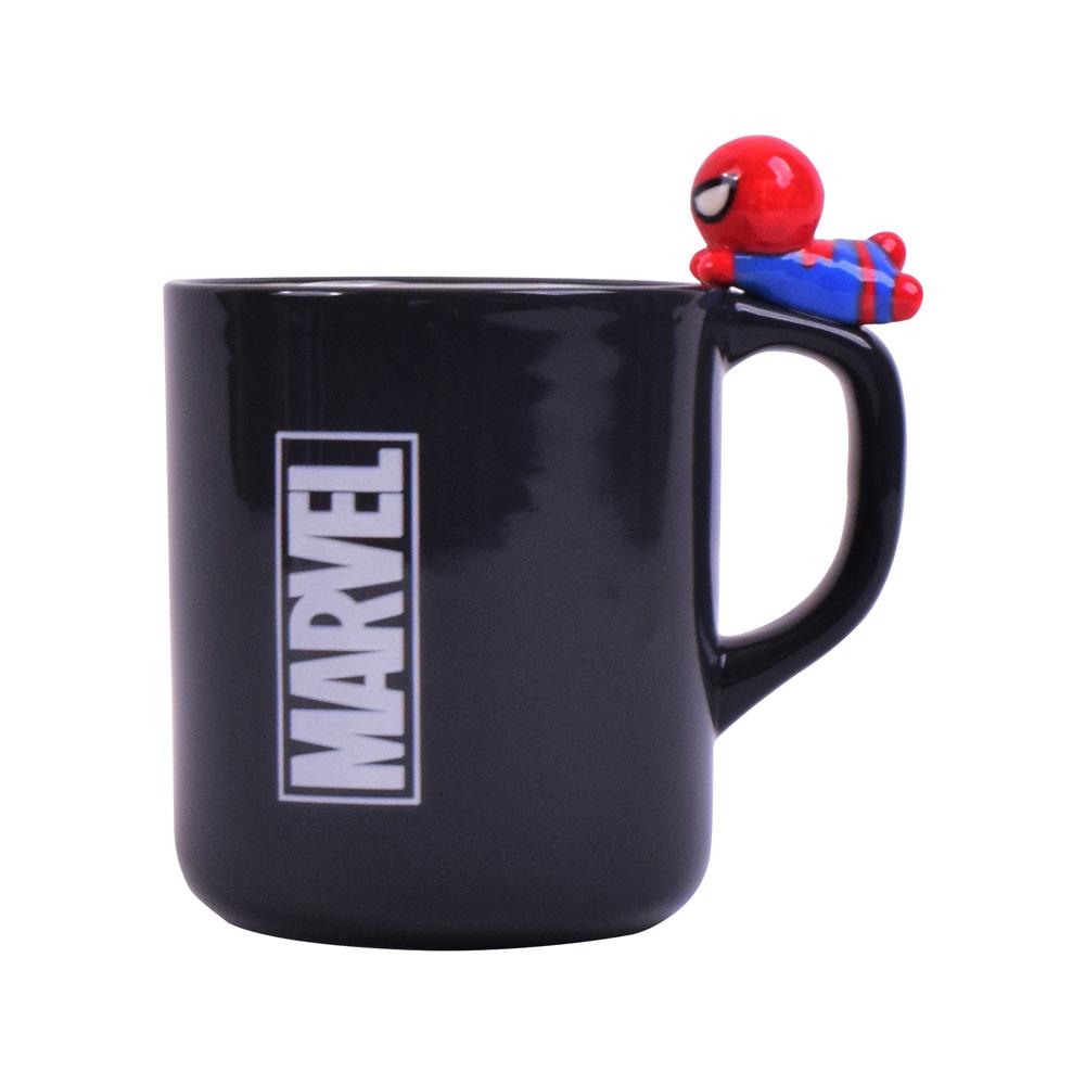 릴팡 마블 잘자요머그컵, 스파이더맨, 1개