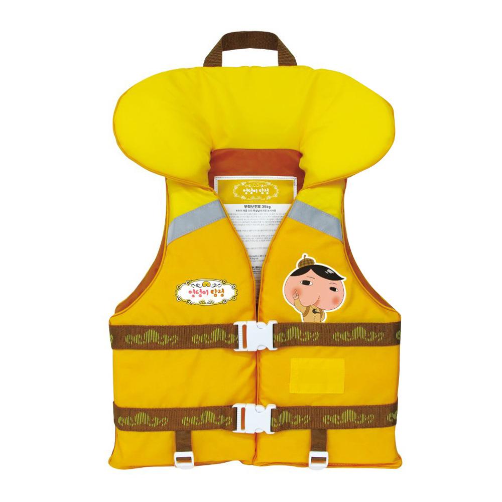 위니코니 엉덩이탐정 수영보조용품 35kg, 혼합 색상-29-1186013515