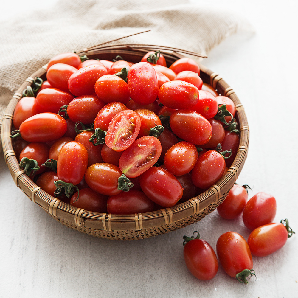 충남오감 예산농협 GAP 인증 미니찰 대추방울토마토, 2kg, 1개