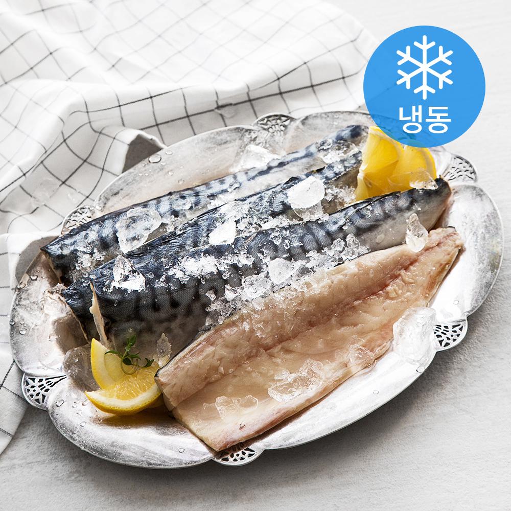 아라찬 노르웨이 가시없는 고등어 (냉동), 500g, 1개