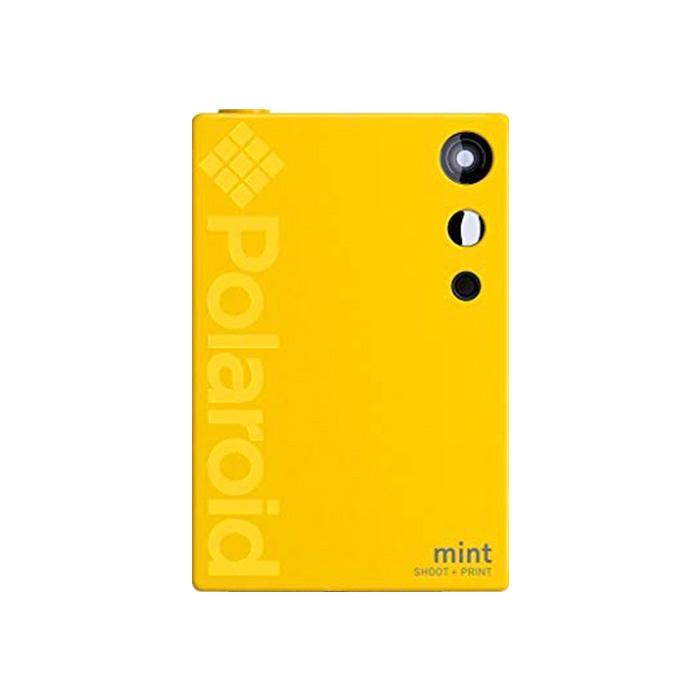 폴라로이드 디지털 즉석카메라 Mint POLSP02, POLSP02(옐로우), 1개