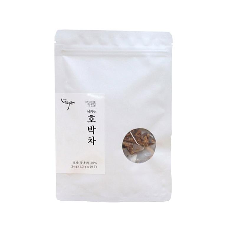은혜차 건강한잔 호박차, 1.2g, 20개