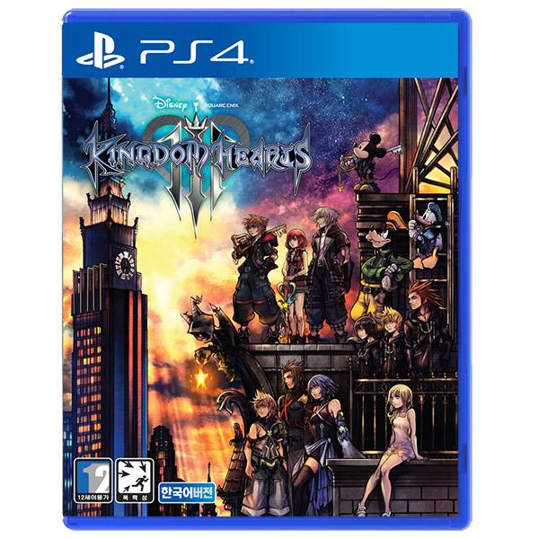 소니 PS4 킹덤 하츠 3 한글판, 단일 상품