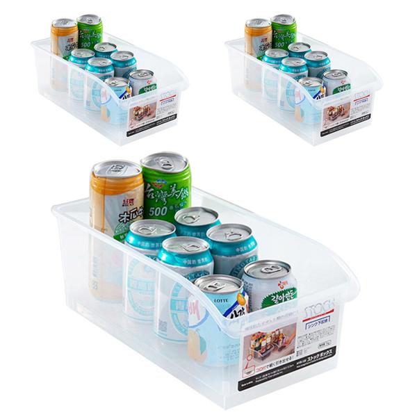 마켓피오 냉장고 정리 트레이 3p