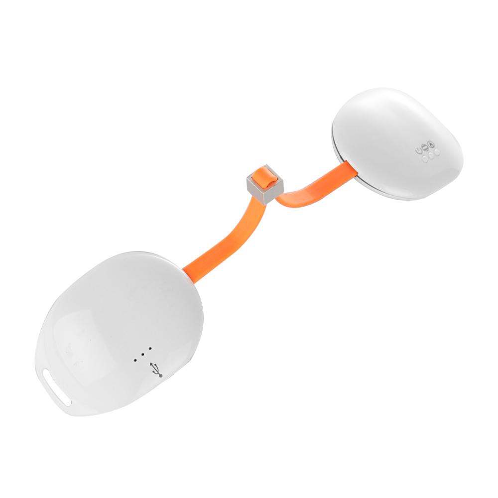 파워플라이 온열 진동 휴대용 눈안마기 SH-9, SH-9(화이트)