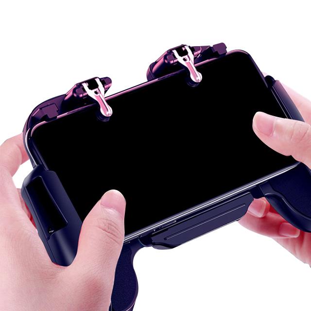 푸른올리브나무 스마트폰 조이스틱 트리거, H5, 1개