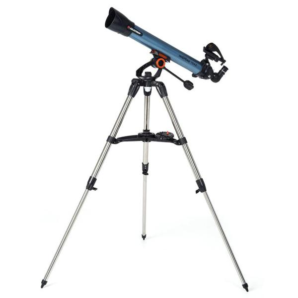 셀레스트론 INSPIRE 70 AZ 굴절식 천체망원경, 165배율