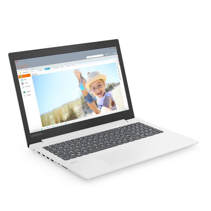 레노버 노트북 아이디어패드 330-15IKBR CEC 81DE02WFKR (Celeron-3867U 39.62cm WIN10 4GB SSD128GB), 81DE, WHITE