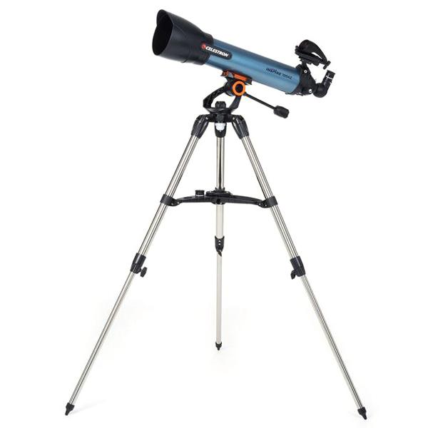 셀레스트론 INSPIRE 100 AZ 굴절식 천체망원경, 241배율